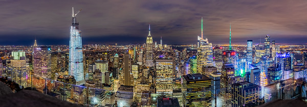 Night on Top of the Rock