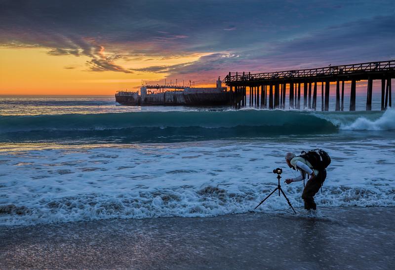 Seacliff Beach Closeup Photography
