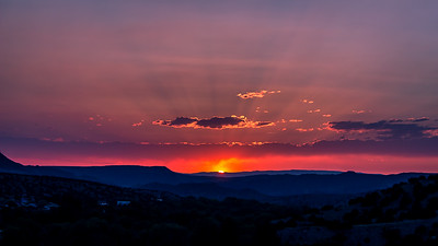 Dixon Sunset 5