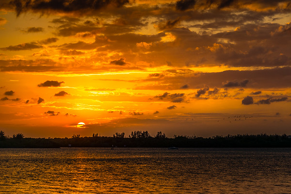 Haulover Sunset, Miami, Fl. USA