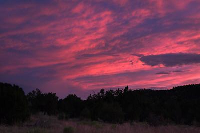 Santa Fe Sunset 7