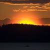 Fireball Sunset