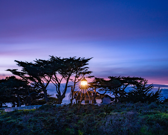 LIght of Pacific Grove