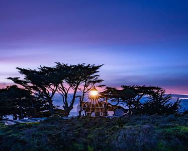 LIght of Pacific Grove
