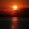 Crimson Sunset II