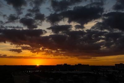 North Miami Sunset