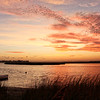 Sunset Jersey Shore