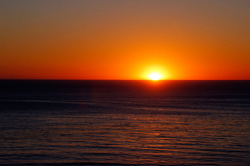 Cabrillo Sunset