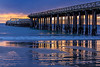 Seacliff Beach Pier Reflection 3