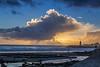 Twin Lakes Beach Sunset Reflections 12