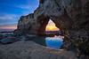 Tunnel View Sunset at Its Beach 1