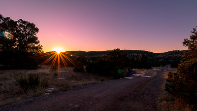 Santa Fe Sunset 13