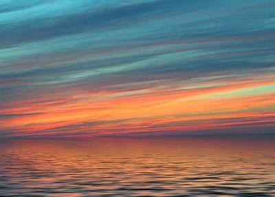 Smith Point Sunset