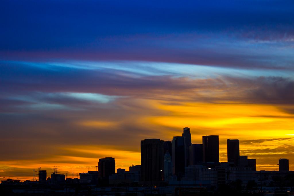 Gentle Skyline