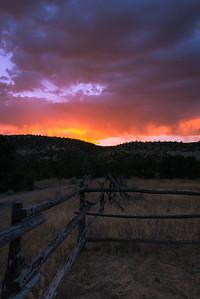 Santa Fe Sunset 10