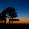 Battery Godfrey After sunset