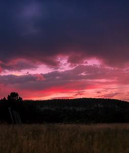 Santa Fe Sunset 12