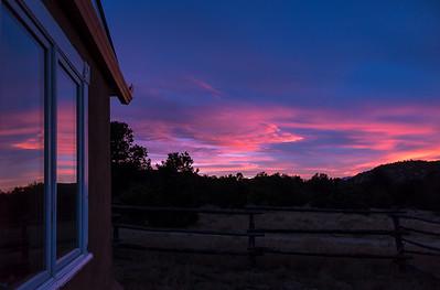 Santa Fe Sunset 17