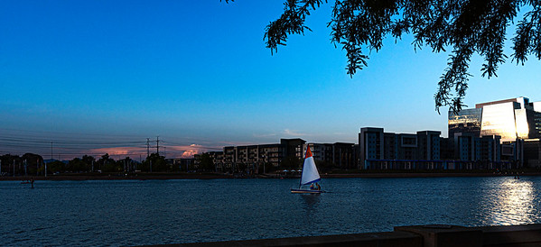 Sailing in AZ (ASU)