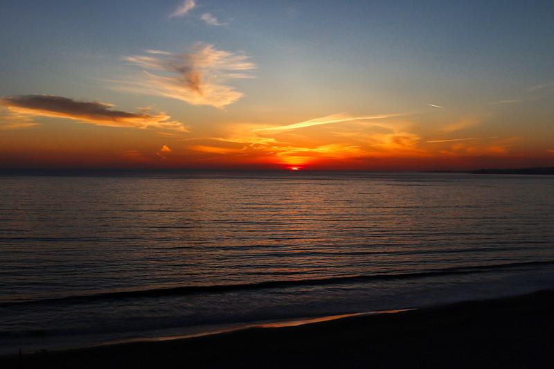 Sunset Santa Cruz