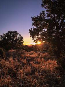 Santa Fe Sunset 5