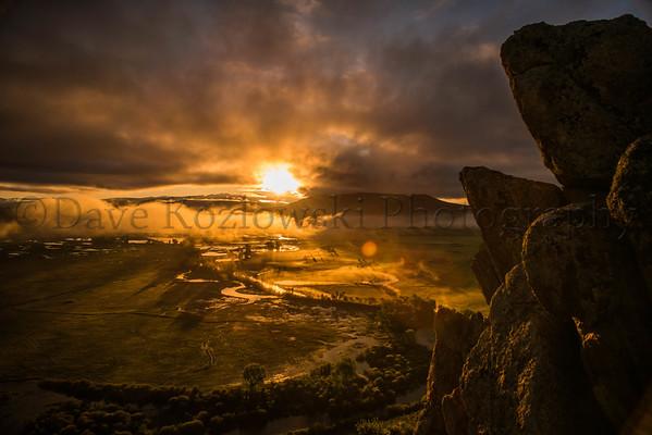 sunset/sunrise photos