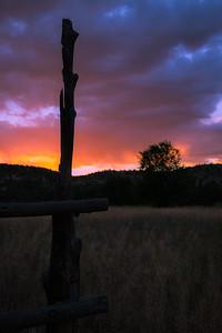 Santa Fe Sunset 9