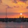Sunset, Chincoteague Island, VA, October 2013