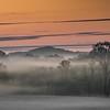 Misty Morning Dale