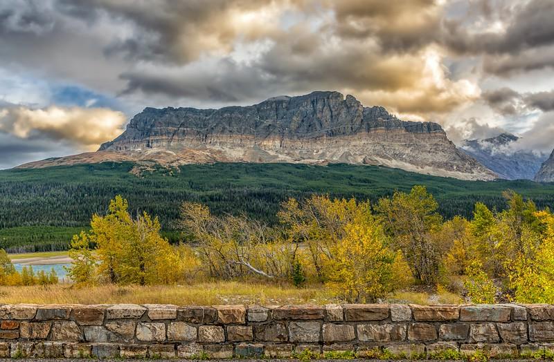 Autumn Walls