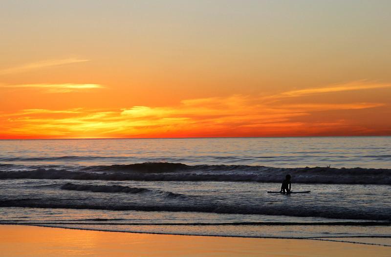 Child Surfer La Jolla