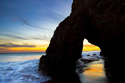 Ocean Entrance