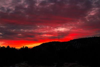 Santa Fe Sunset 18