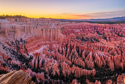 After Hours at Bryce Point