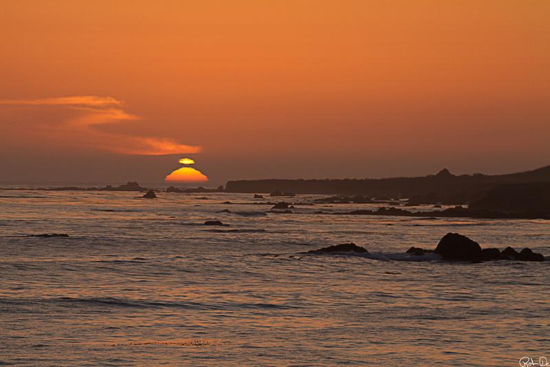 Cayuces Sunset 4