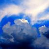 Blue Sky #7