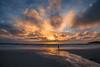 Carmel Beach Sunset 2