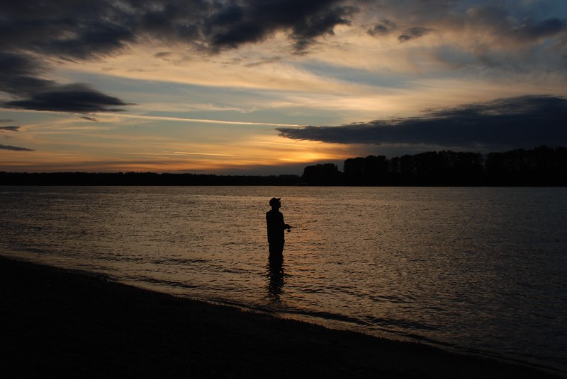 """""""Many men go fishing all of their lives without knowing that it is not fish they are after.""""<br /> ~Henry David Thoreau~"""