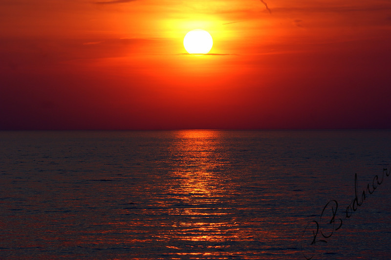 Photo By Robert Bodnar..................................The Start of a Beautiful Sunset