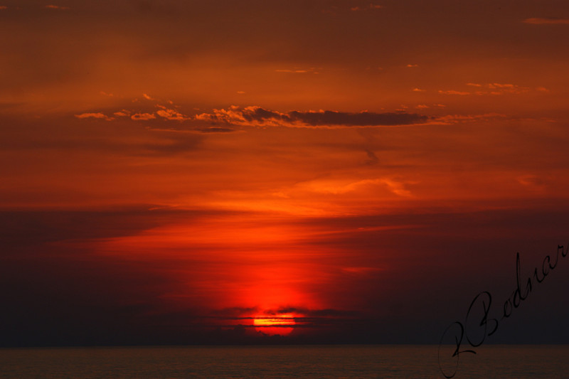 Photo By Robert Bodnar...................................Lorain Sunset