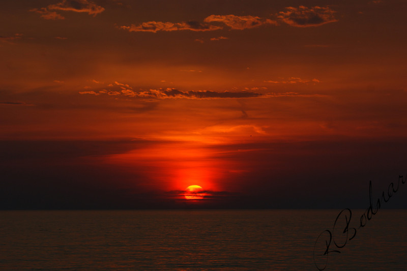 Photo By Robert Bodnar..............................Lorain Sunset