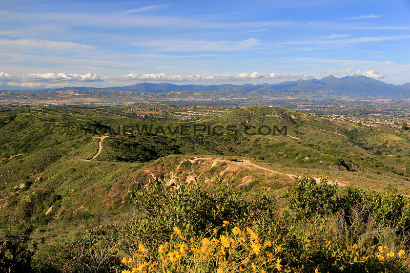 2017-04-17_Laguna_Top Of The World_5.JPG<br /> <br /> From Top of the World in Laguna, looking out towards Irvine and the mountains