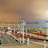 2018-08-09_Newport Harbor_Holy Fire smoke_5.JPG<br /> Smoke from a raging fire in Holy Jim Canyon brought color to the skies all over Orange County