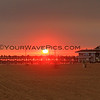 2018-08-09_Newport Pier Sunset_Holy Fire smoke_3.JPG<br /> Smoke from a raging fire in Holy Jim Canyon brought color to the skies all over Orange County
