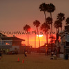 2018-08-09_Newport Pier Sunset_Holy Fire smoke_1.JPG<br /> Smoke from a raging fire in Holy Jim Canyon brought color to the skies all over Orange County