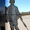 Back Bay_Castaways_09-04-13_8562.JPG<br /> <br /> War Memorial in Castaways Park, Newport Beach