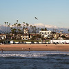 view from Seal Beach pier