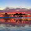 01-19-14_HB Pier Sunset_3985 18x12.JPG