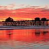 01-19-14_HB Pier Sunset_3957 24x12.JPG