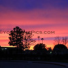 01-29-15_Green Valley Sunset_8734.JPG<br /> I made the mistake of going to Costco when I thought the sunset wasn't going to be very colorful - boy, was I wrong!  Raced home and into the school behind my house to catch a glimpse of this spectacular final explosion of color!